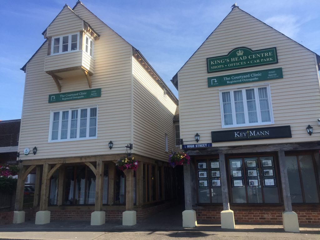 Kings Head Centre, Maldon, Essex